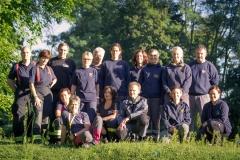 RettungshundestaffelWiesbaden-Trainingstage2017Gruppenbild-1